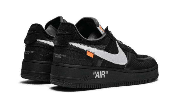 Air Force 1 Low Off-White Black - hypescrape